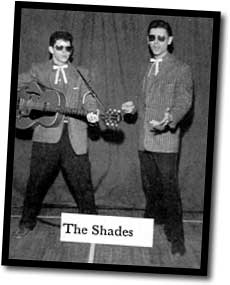 The Shades, 1957