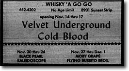 Ad | UCLA Daily Bruin | November 14, 1968 (p. 8)