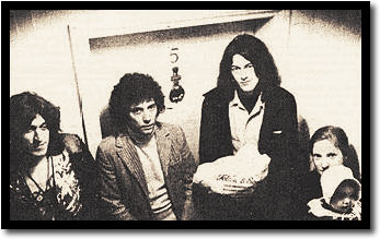 The band, 1971 again